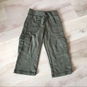 Old Navy Toddler Boys Khaki Sweatpants Size 2T